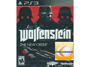 PRE-OWNED Wolfenstein: The New Order  PS3
