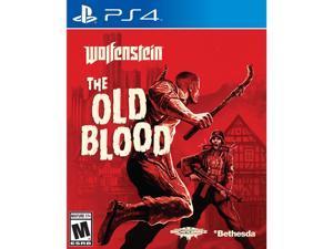 Wolfenstein: The Old Blood - PlayStation 4