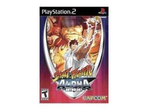 Street Fighter Alpha Anthology Game