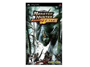 Monster Hunter Freedom Unite PSP Game CAPCOM