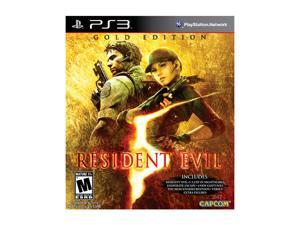 Resident Evil 5: Gold Playstation3 Game