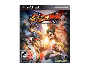 Street Fighter X Tekken Playstation3 Game CAPCOM