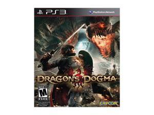 Dragon's Dogma Playstation3 Game
