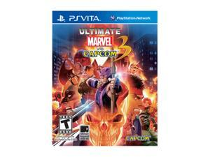 Ultimate Marvel Vs Capcom PS Vita Games CAPCOM