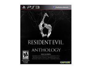 Resident Evil 6 Anthology Edition Playstation3 Game CAPCOM