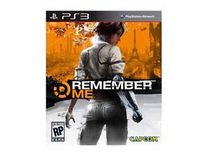 Remember Me Playstation3 Game CAPCOM