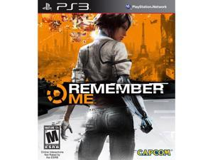 Remember Me PlayStation 3 CAPCOM
