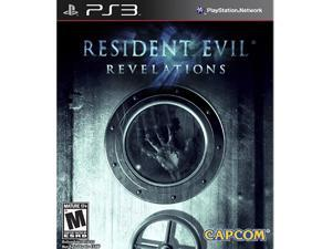Resident Evil: Revelations Playstation3 Game