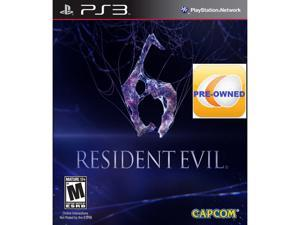 Pre-owned Resident Evil 6 PS3