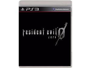 Resident Evil 0 HD PlayStation 3