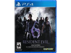 Resident Evil 6 HD - PlayStation 4