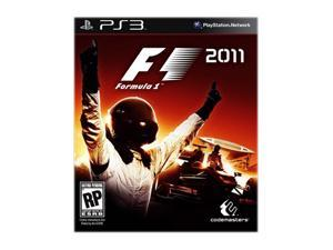 F1 2011 Playstation3 Game Codemasters