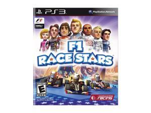 F1 Race Stars Playstation3 Game Codemasters