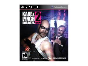 Kane & Lynch 2 Playstation3 Game Eidos