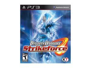 Dynasty Warriors: Strikeforce Playstation3 Game