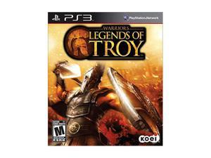 Warriors: Legends of Troy Playstation3 Game