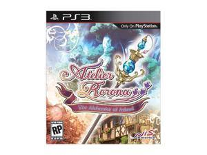 Atelier Rorona: Alchemists of Arland Playstation3 Game