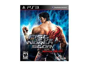 Fist of The North Star Playstation3 Game KOEI