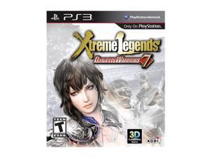 Dynasty Warriors 7: Xtreme Legends Playstation3 Game