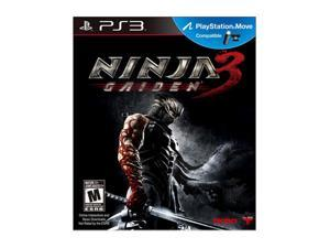 Ninja Gaiden 3 Playstation3 Game Tecmo Koei