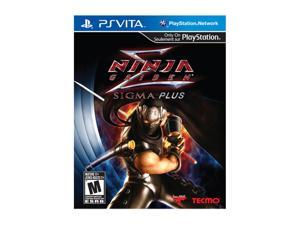 Ninja Gaiden Sigma Plus PS Vita Games KOEI