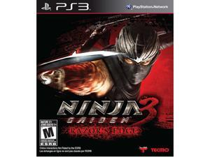 Ninja Gaiden 3: Razor's Edge Playstation3 Game TECMO