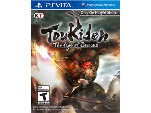 Toukiden: The Age of Demons PlayStation Vita