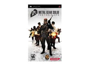 Metal Gear Solid: Portable Ops PSP Game KONAMI