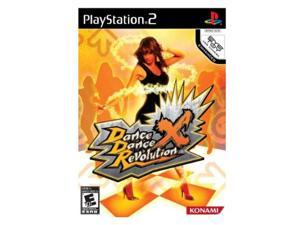 Dance Dance Revolution: X (Game Only) Game