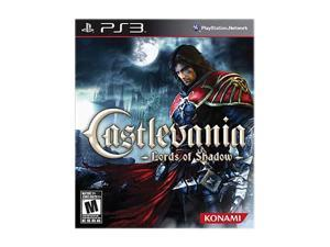 Castlevania: Lords of Shadow Playstation3 Game KONAMI