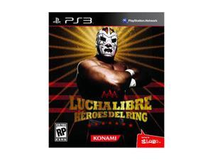 Lucha Libre AAA: Heroes of the Rin Playstation3 Game
