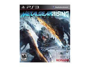 Metal Gear Rising: Revengeance Playstation3 Game KONAMI
