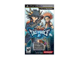 Yu Gi Oh: Tag Force 5 PSP Game KONAMI