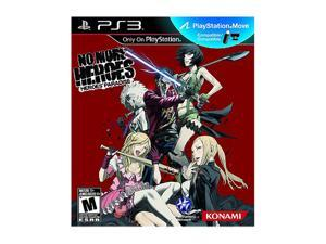 No More Heroes: Heroes Paradise Playstation3 Game KONAMI