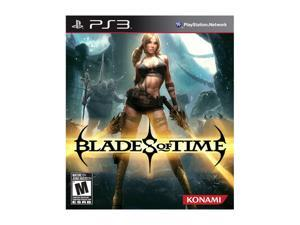 Blades of Time Playstation3 Game KONAMI