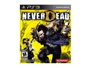 Neverdead Playstation3 Game
