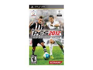 Pro Evolution Soccer 2012 PSP Game KONAMI