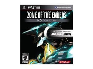 Zone Of The Enders Hd Collection Sony PS3