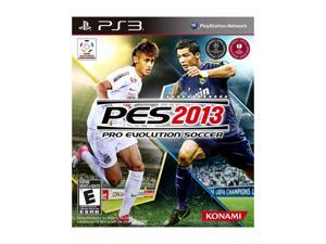 Pro Evolution Soccer 2013 Playstation3 Game KONAMI
