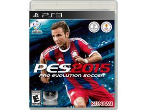 Pro Evolution Soccer 2015 PlayStation 3
