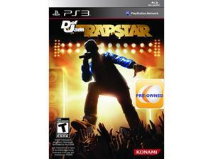 Pre-owned Def Jam Rapstar  PS3