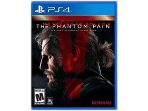 Metal Gear Solid V: The Phantom Pain (Replen Sku) - PlayStation 4