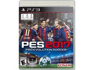 Pro Evo Soccer 2017 - PlayStation 3