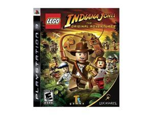 LEGO Indiana Jones Playstation3 Game LUCASARTS
