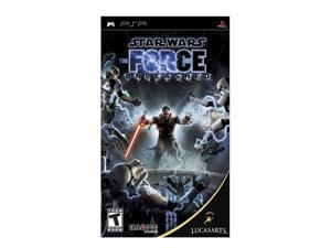 Star Wars: The Force Unleashed PSP Game LUCASARTS
