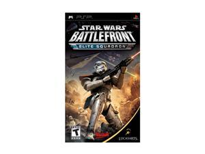 Star Wars Battlefront: Elite Squadron PSP Game LUCASARTS