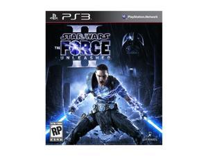 Star Wars: Force Unleashed 2 Playstation3 Game LUCASARTS