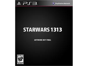 Star Wars 1313 Playstation3 Game