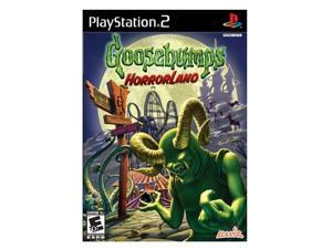 Goosebumps Horrorland PlayStation 2 (PS2) Game MAJESCO