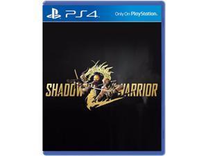 Shadow Warrior 2 PlayStation 4